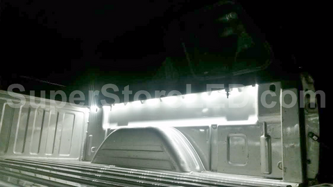 Truck Canopy Lighting Kit