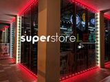 Red storefront LED 5050 for exterior