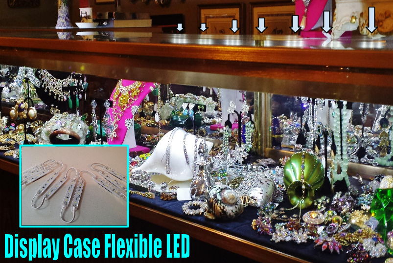 Display Case LED Lighting
