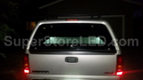 20 LED PODS Universal Truck Canopy, Caps, Toppers, Tonneau Covers LED Kit -12V System