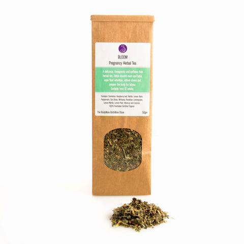 Bloom - Pregnancy Herbal Tea