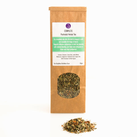 Complete Postnatal Herbal Tea 50gm