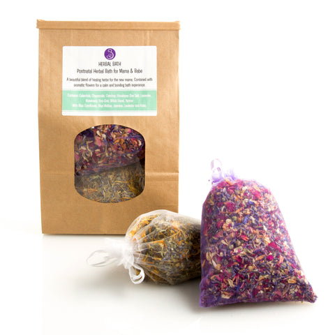 Herbal Bath - Postnatal Herbal Bath for Mama & Babe