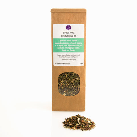 Regular Mama - Digestive Herbal Tea
