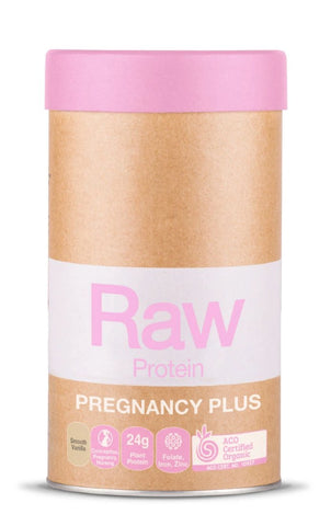 Raw Protein Pregnancy Plus 500gm