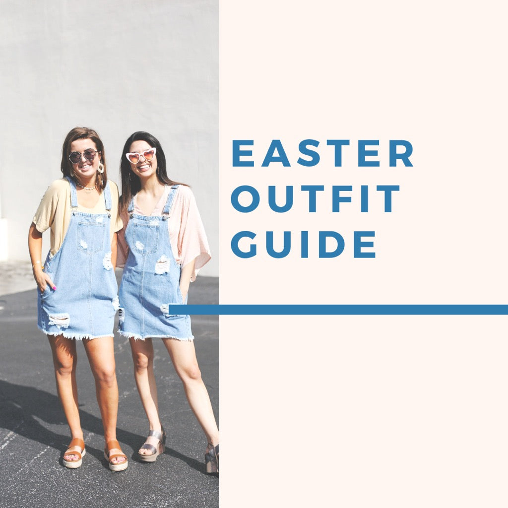 4aa9ce908f Easter Outfit Guide – The Swank Company