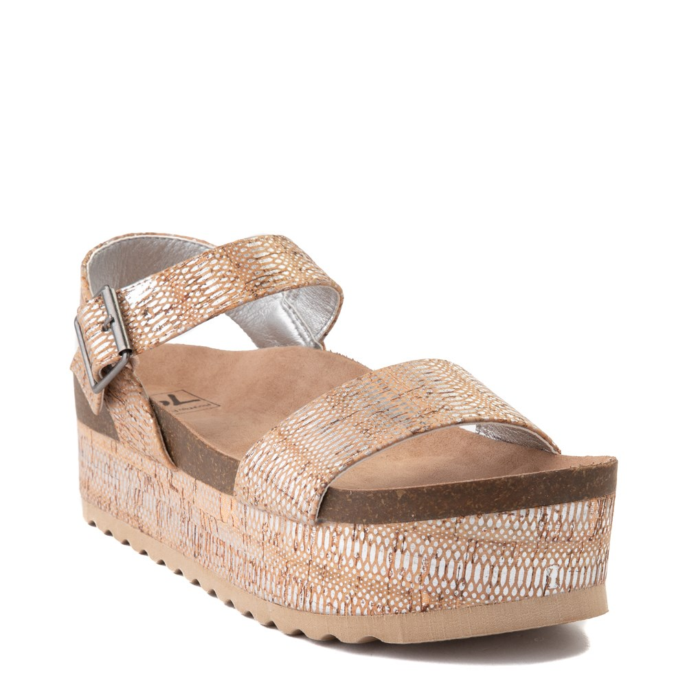 Palm Cork Sandal