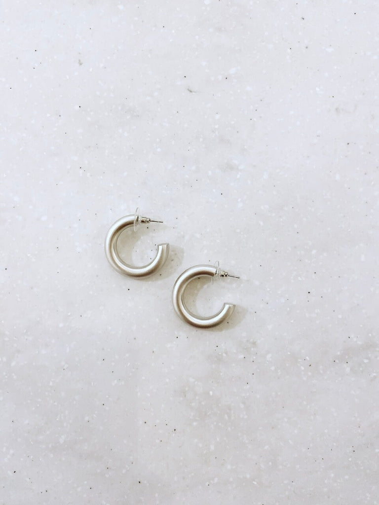 Mini Metal Tube Hoops