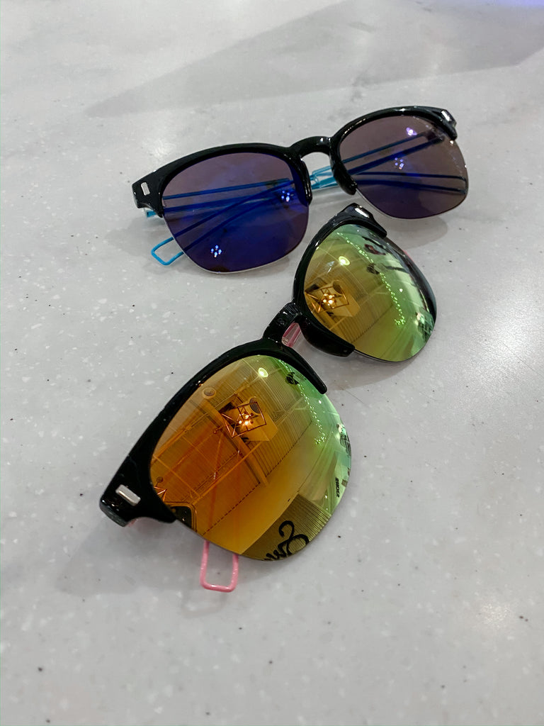 Neon Dreams Swank Sunnies
