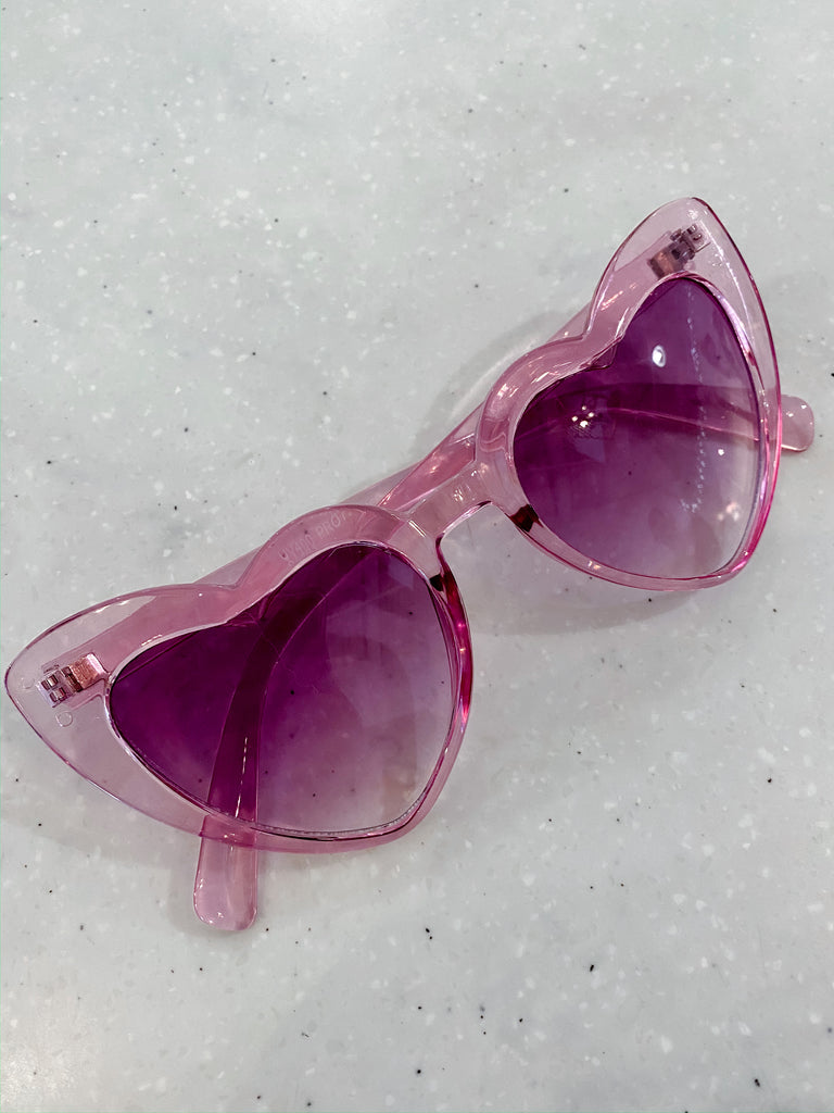 Heart Framed Swank Sunnies