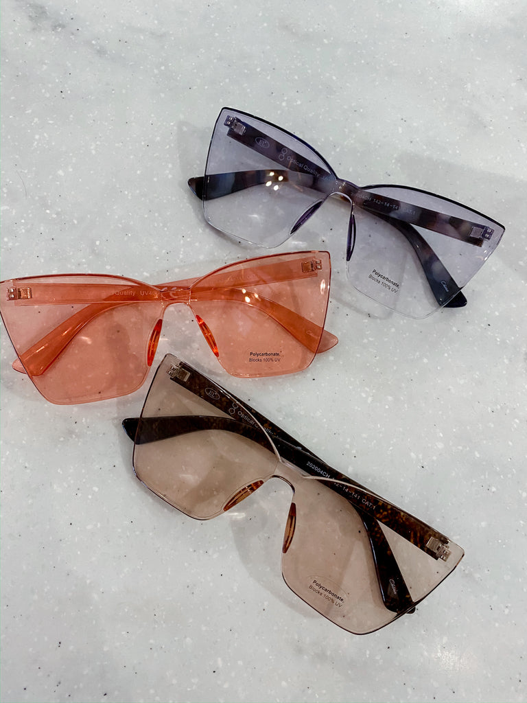 Squared Swank Sunnies
