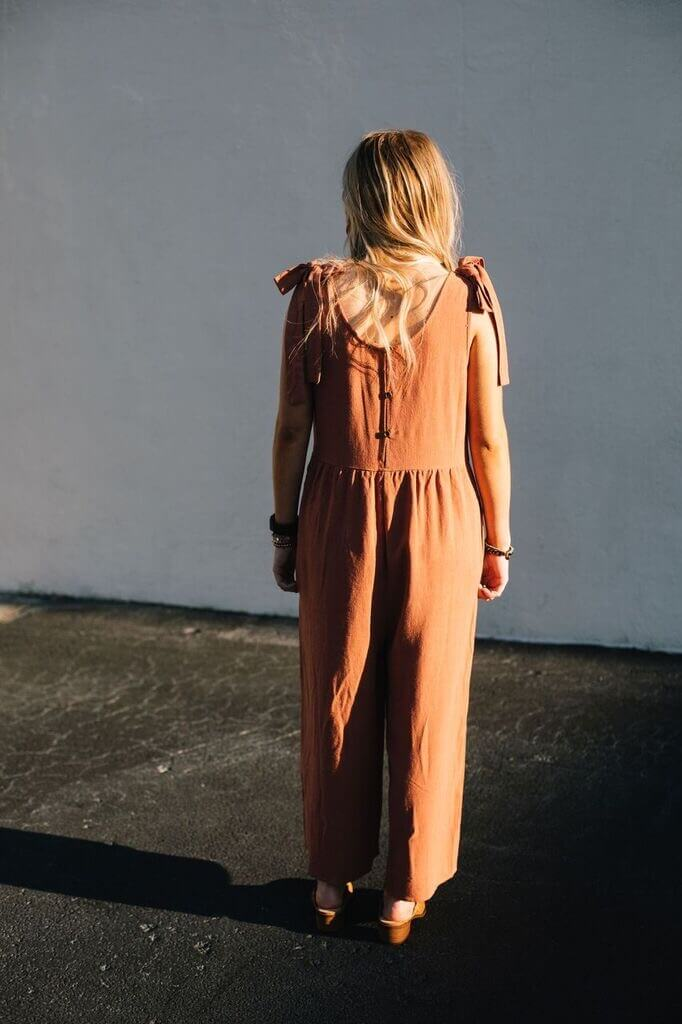Janie Strappy Jumpsuit