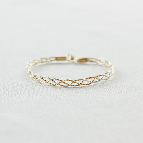 Intertwined Bracelet