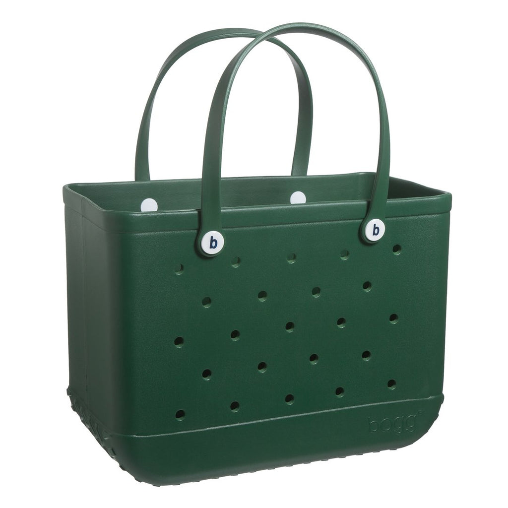 hunter green small bogg bag