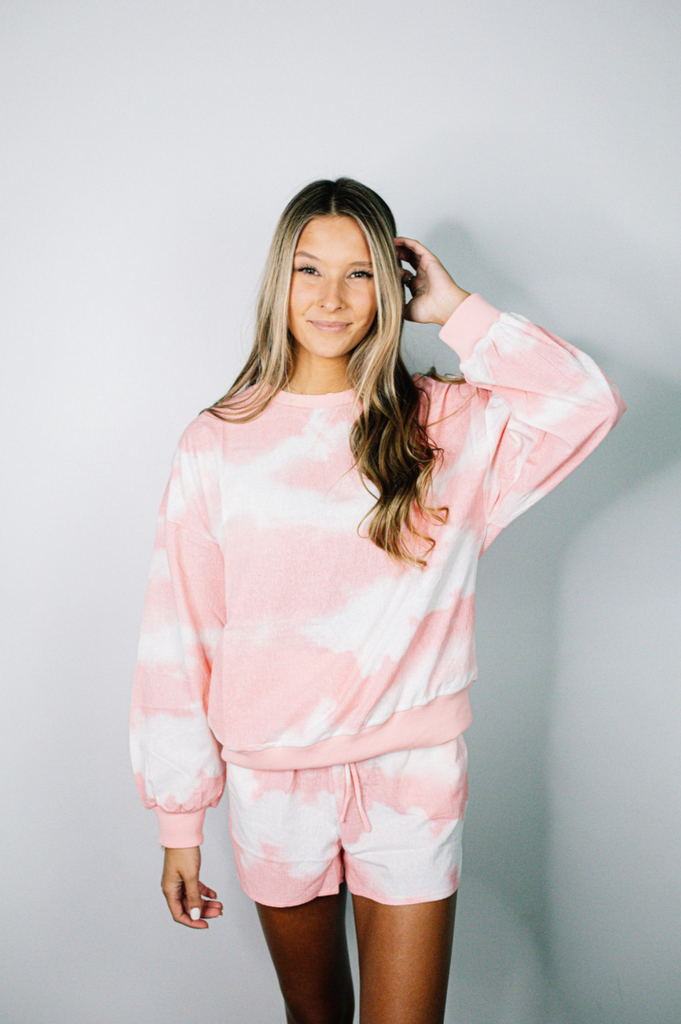 Folly Tie Dye Lounge Set