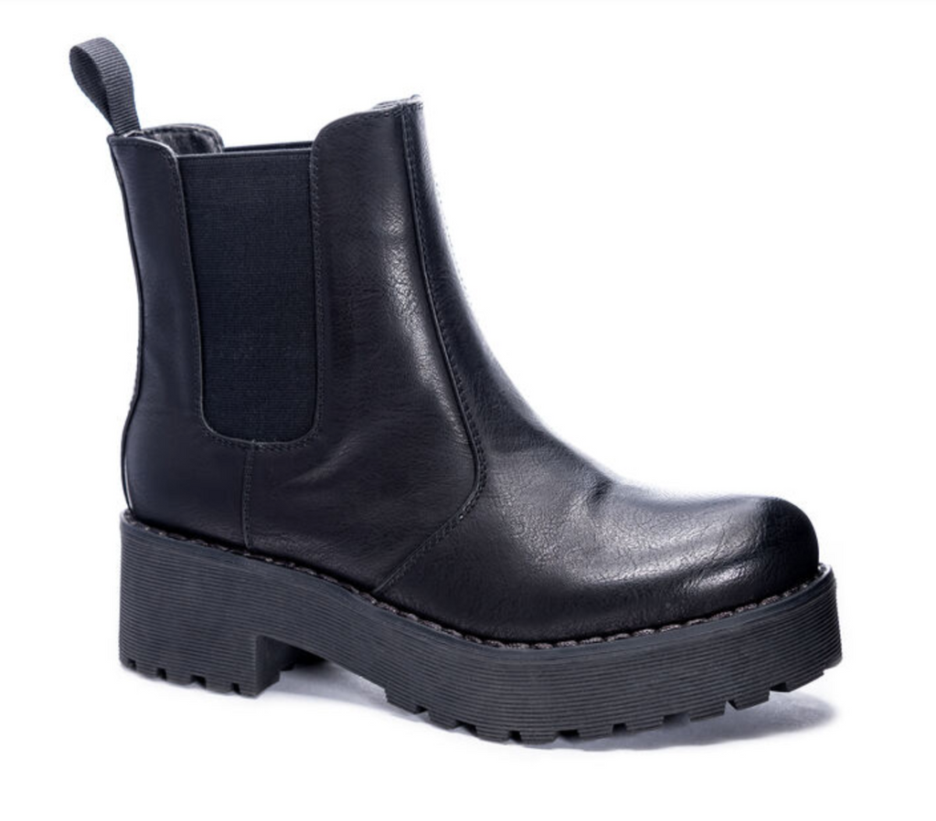 black margo boot