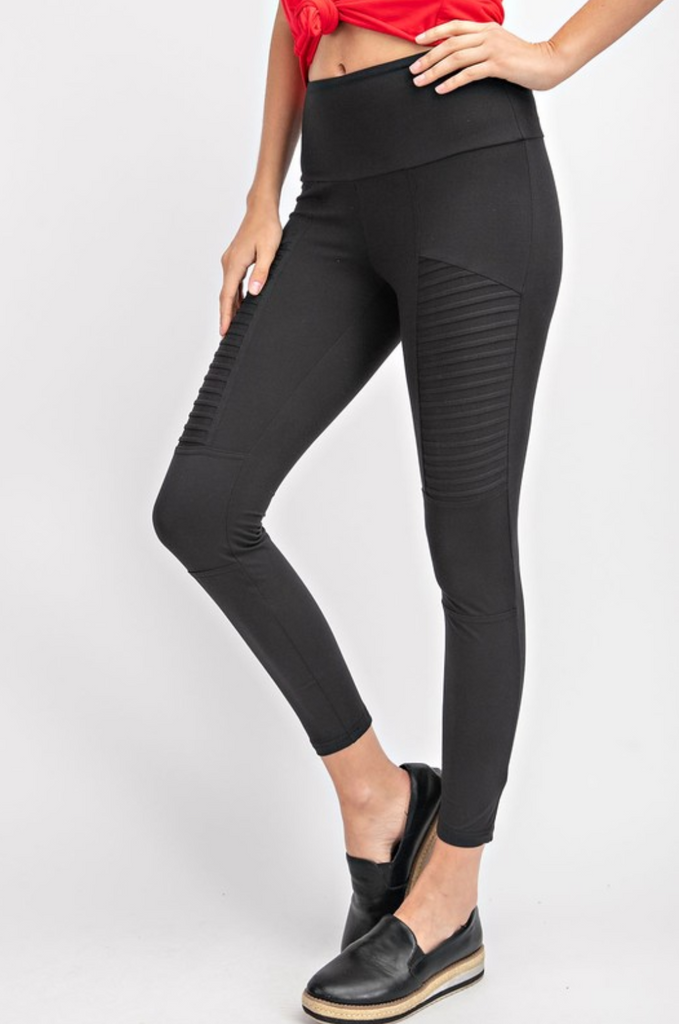 So Soft Moto Leggings