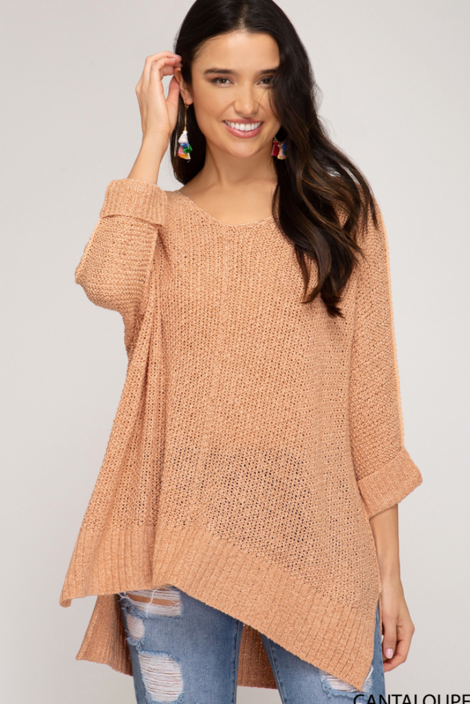 Always There Lightweight Sweater
