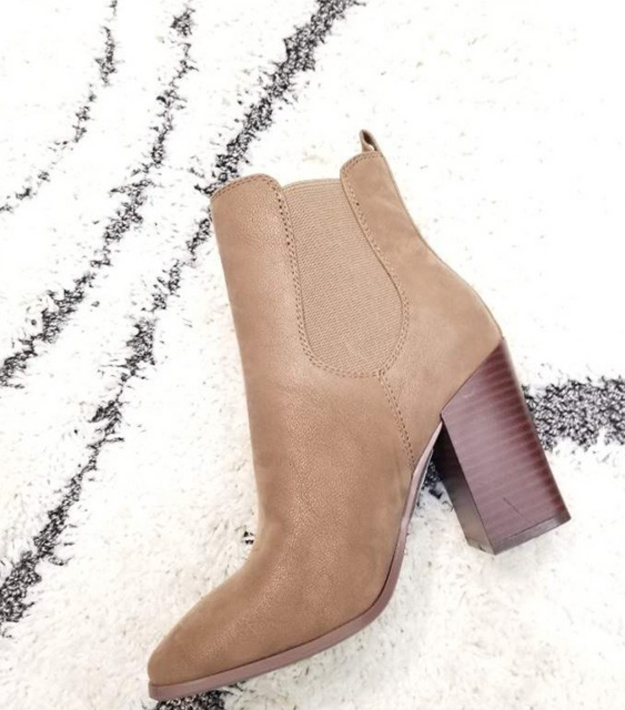 The Carmen Booties