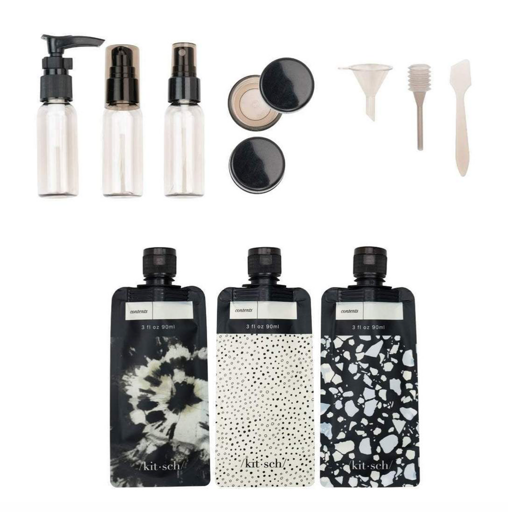 Refillable Travel Set