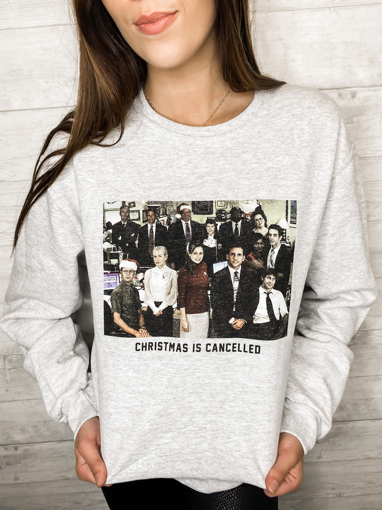 Christmas is Cancelled Sweatshirt