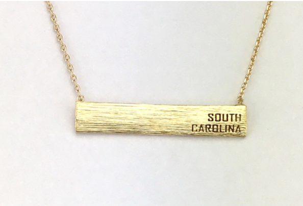 State Bar Necklace