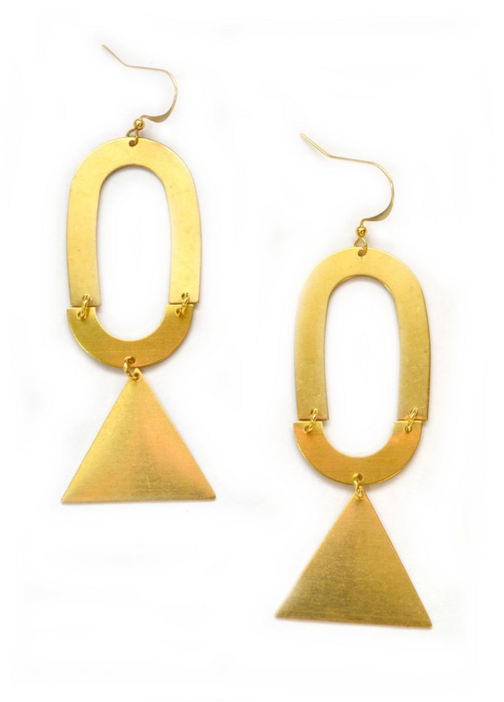 BPD The Delta Earrings