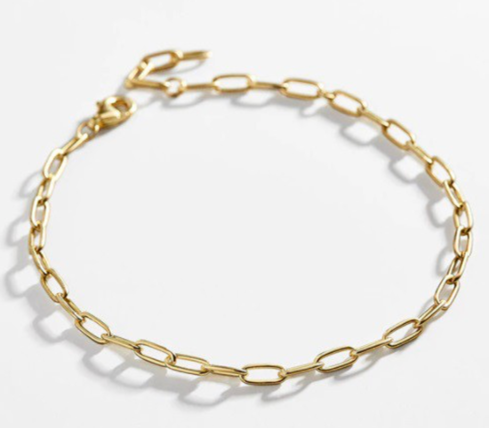 Patsy Small Chain Link Bracelet