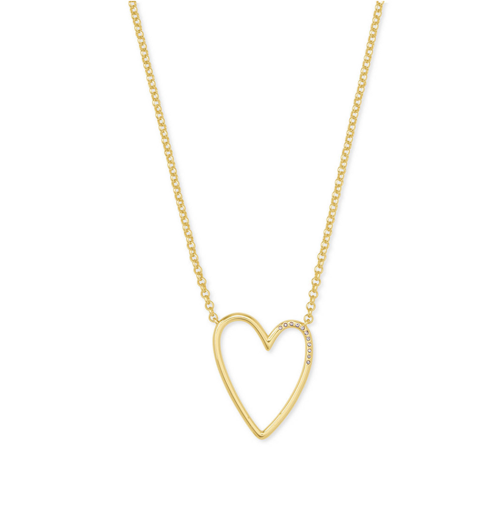 Ansley Heart Necklace
