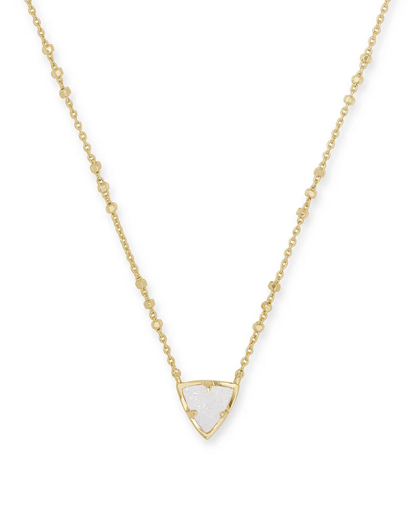kendra scott drusy necklace