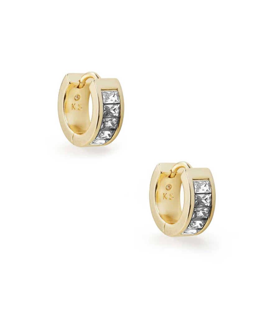 kendra scott huggie earrings