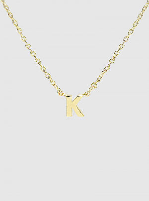 Gold Dipped Choker Necklace