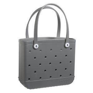 grey small bogg bag