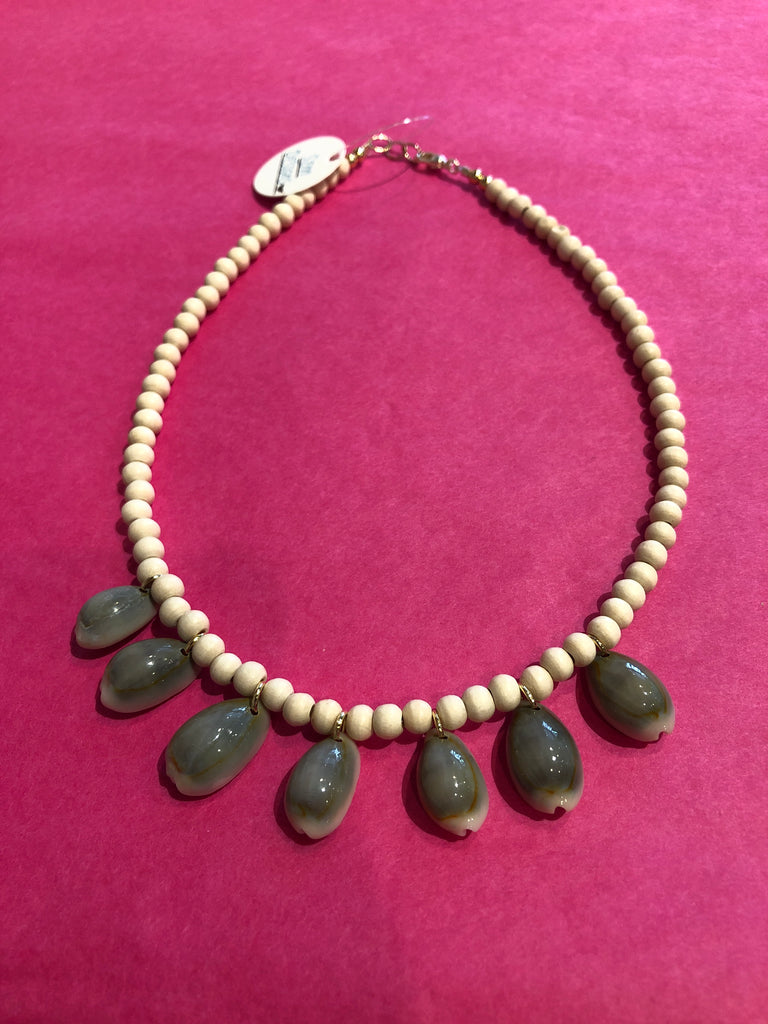 Unique Shell Choker Necklace - SSD
