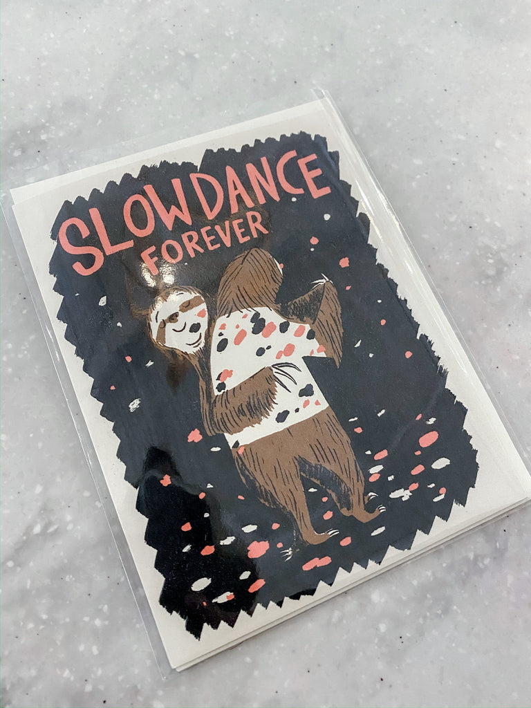 Slow Dance Forever Card