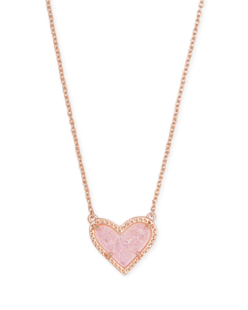 kendra scott heart necklace