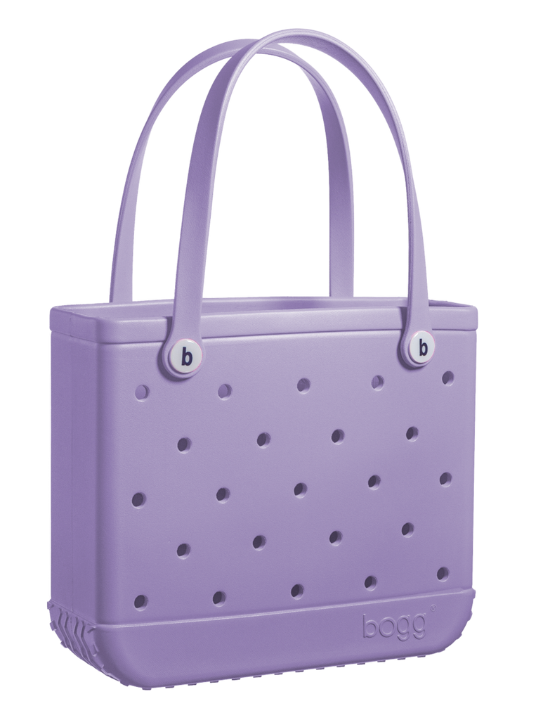 purple small bogg bag
