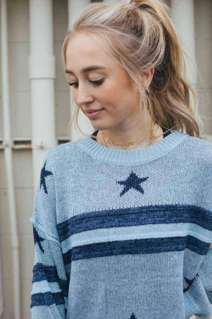 In The Stars Knit Sweater