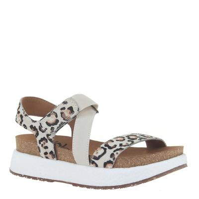 Sierra Wedge Sandals