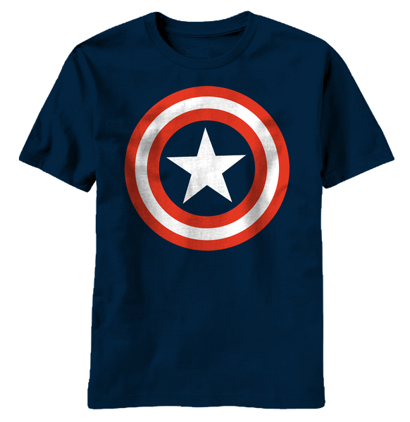 Marvel: 80's Captain T-Shirt