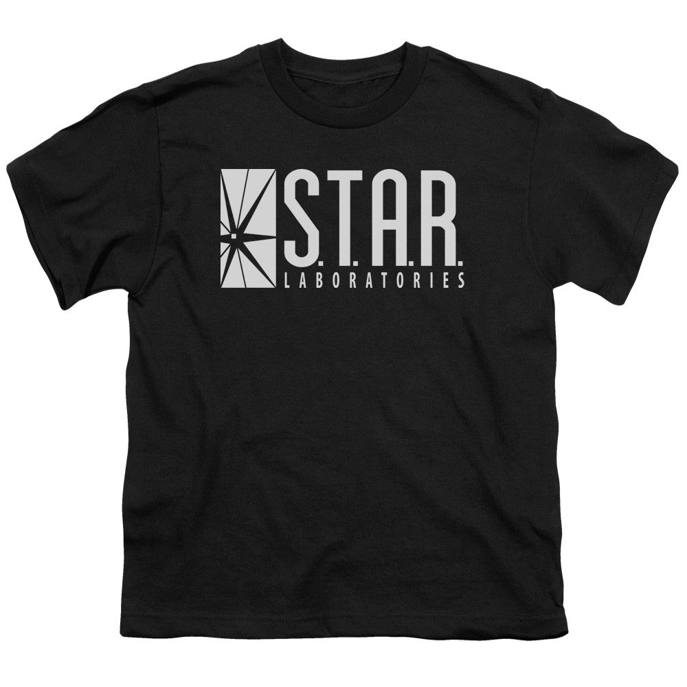 The Flash:  S.T.A.R. Youth T-Shirt - First Person Clothing