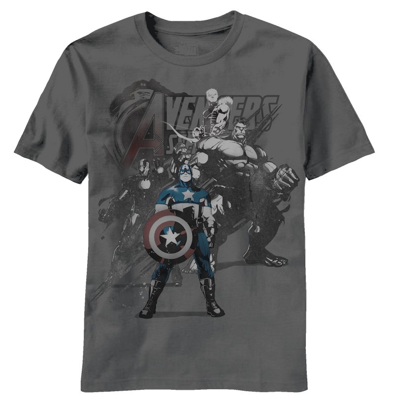 The Avengers:  Flooded Field T-Shirt - First Person Clothing
