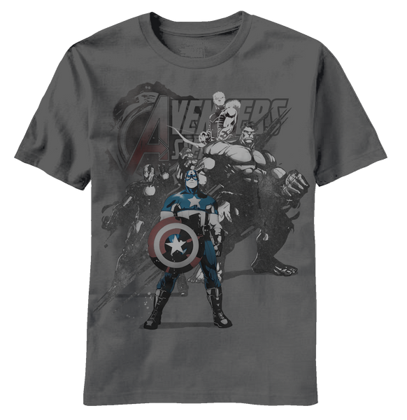 The Avengers:  Flooded Field T-Shirt