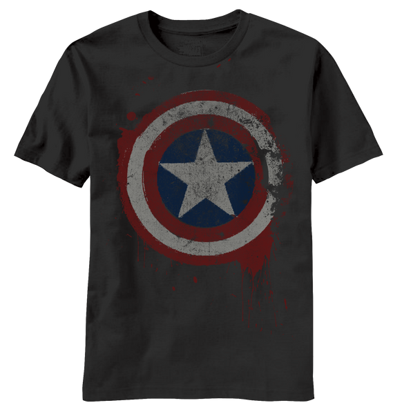 Captain America:  Freedom from Fear T-Shirt