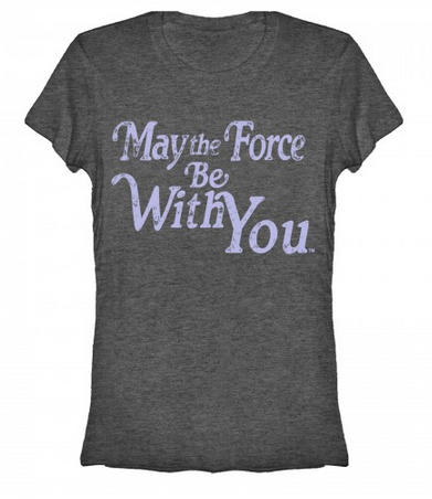 Star Wars:  Force Juniors T-Shirt - First Person Clothing