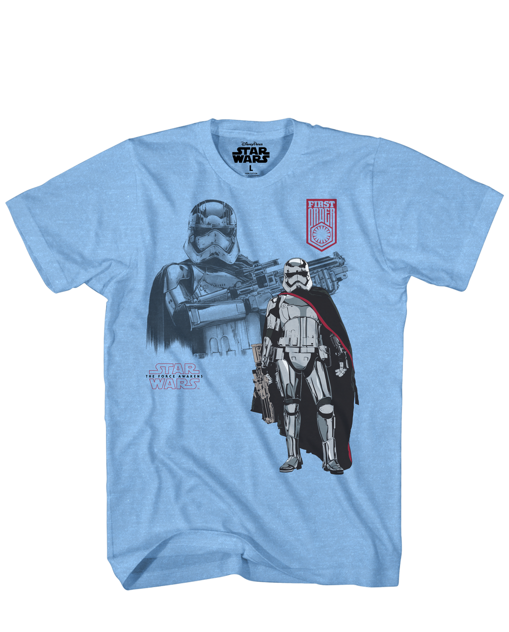 Star Wars The Force Awakens:  Leader of the Troops - First Person Clothing