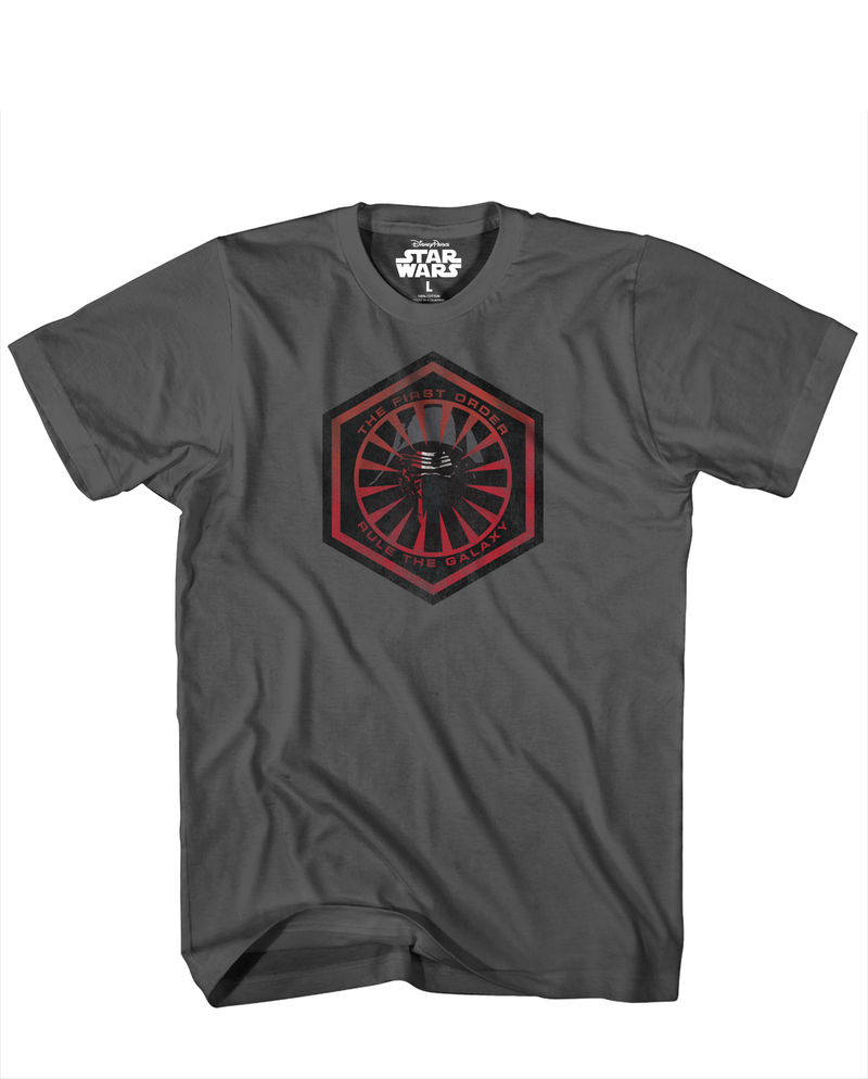 Star Wars The Force Awakens:  The New Fear T-Shirt - First Person Clothing