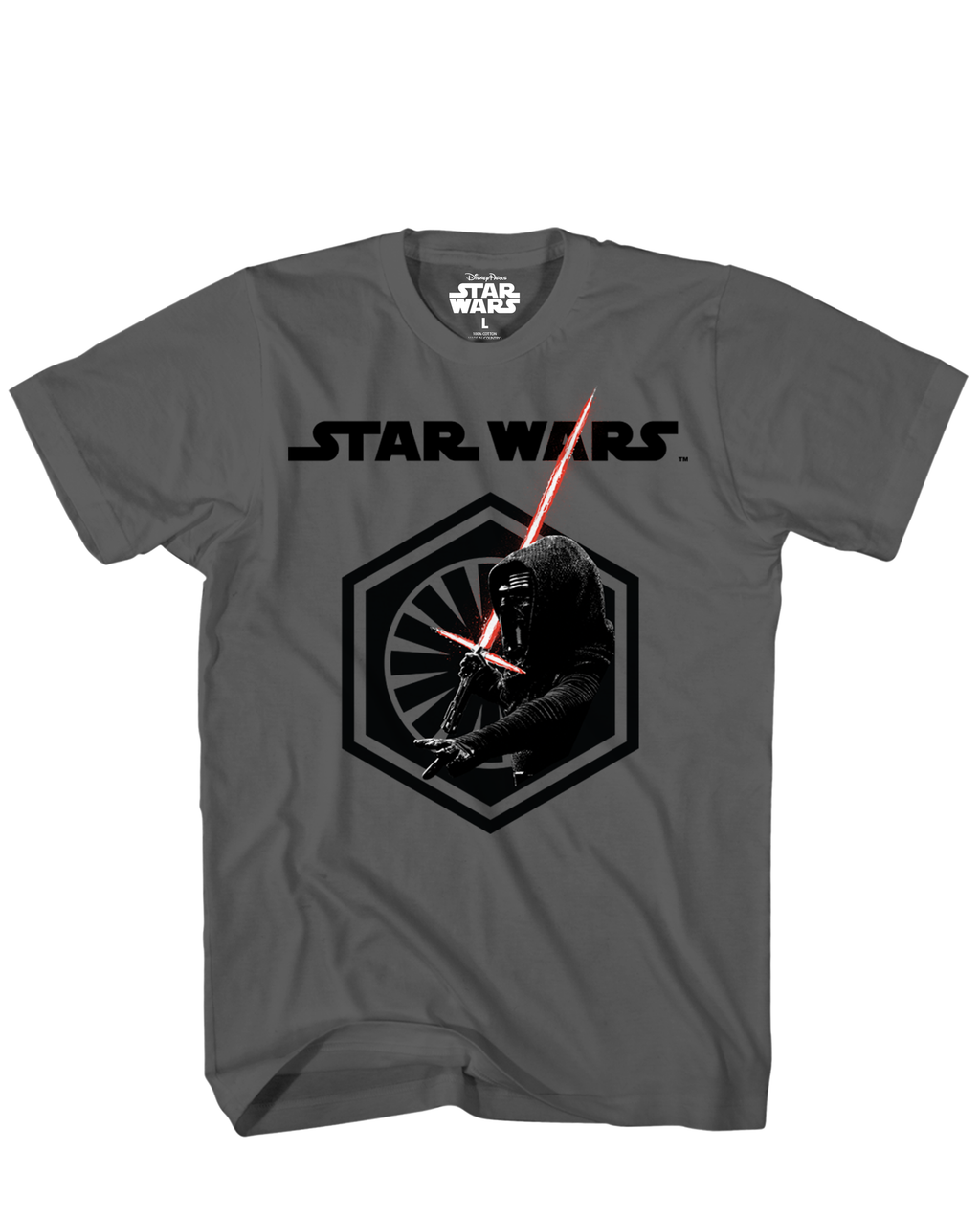 Star Wars The Force Awakens:  New Order Logo Youth T-Shirt - First Person Clothing