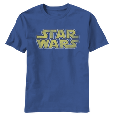 Star Wars:  Logo T-Shirt - First Person Clothing