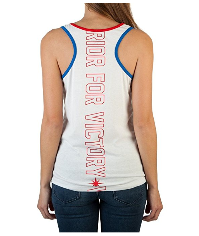 Wonder Woman Warrior Tank Top